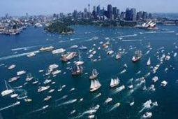 australia day cruise sydney
