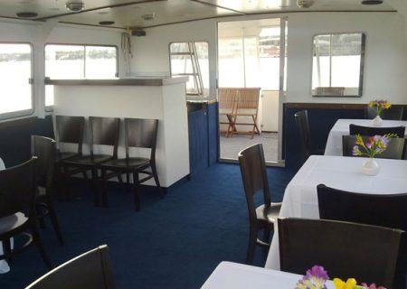main area of boat