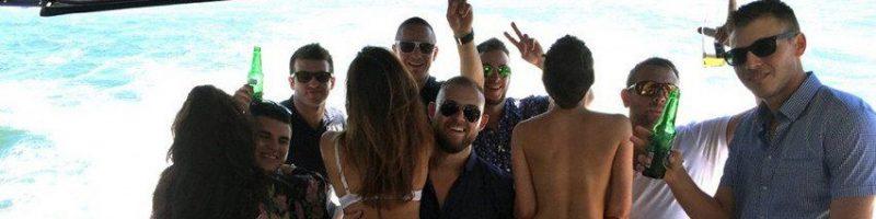 bucks party cruise sydney
