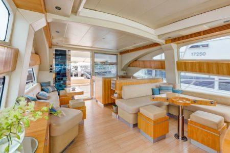 amazing cruiser interior
