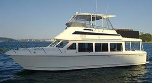 party boat sydney
