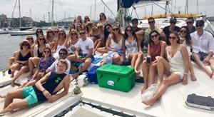 corporate cruise sydney