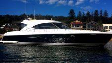 beautiful riviera boat