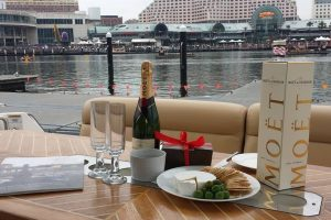champagne of party cruise sydney